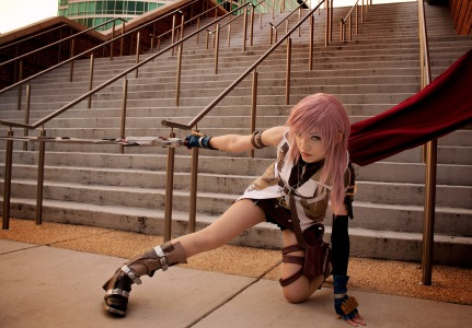 """""""Time to end it!""""-Lightning"""