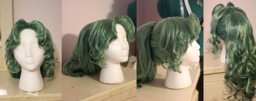 Terra Branford wig