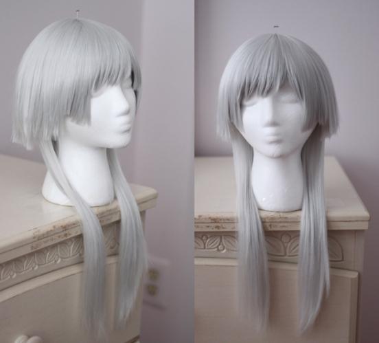 Charles Grey wig